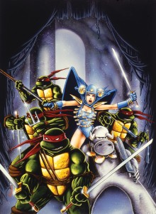 TMNT Collected 3