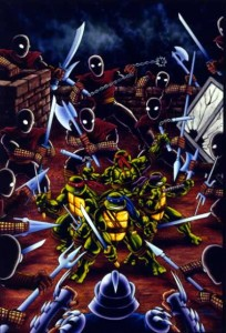 TMNT Surrounded