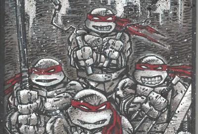 TMNT 100 Project Update