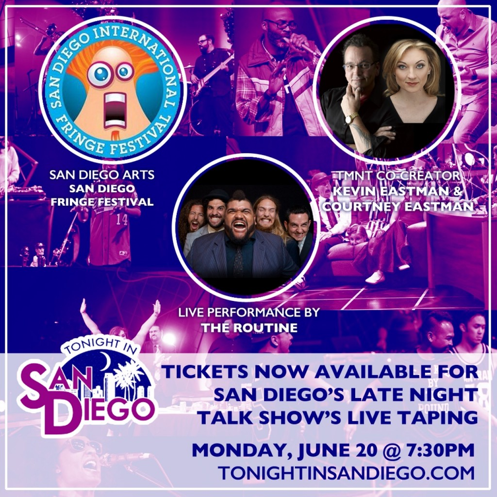 """Tonight in San Diego"" – June 20"