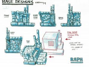 Base design (didn't make the cut)