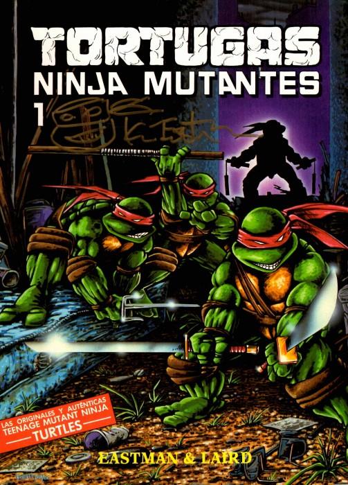 Ninja Mutantes 1