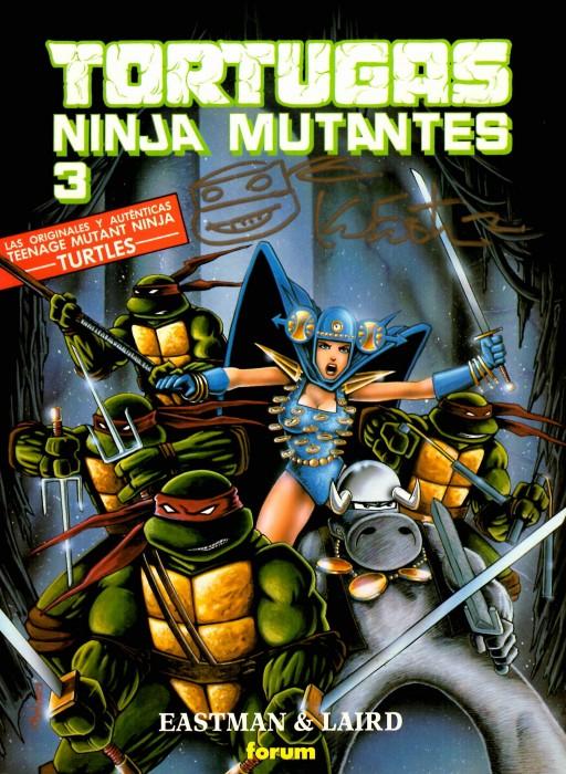 Ninja Mutantes 3