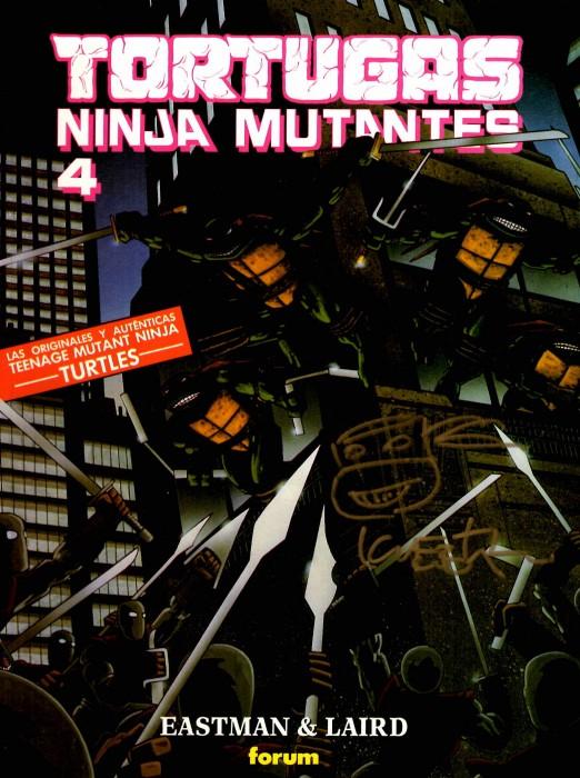Ninka Mutantes 4