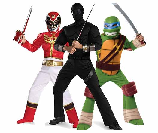 International Ninja Day – Time to Shellabrate