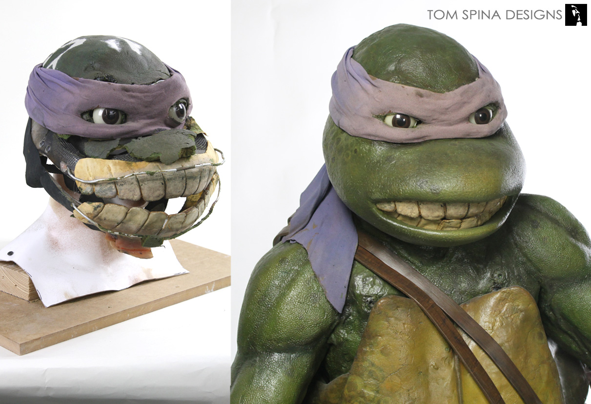At Auction Now - Leonardo TEENAGE MUTANT NINJA TURTLES (1990)