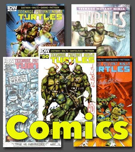 Members Only Comics