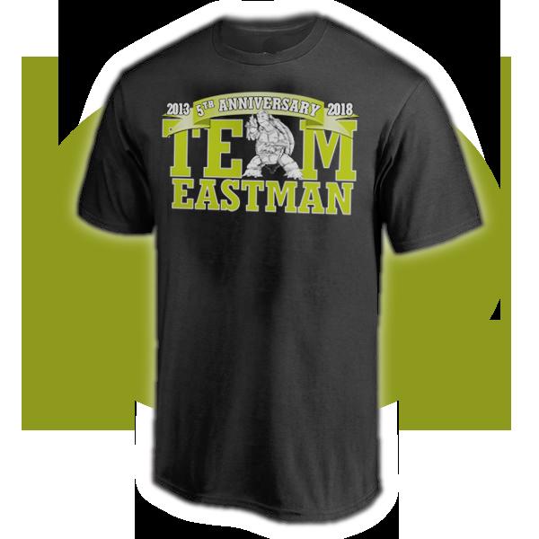 Team Eastman Tees Back In Stock