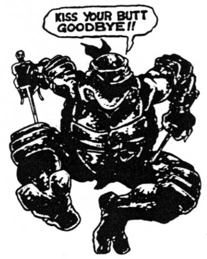 And They're Turtles – Kevin Eastman Studios