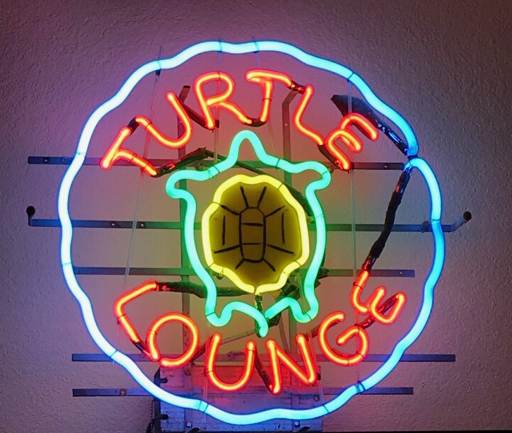 In the Turtle Lounge