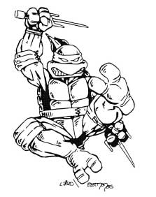 TMNT and Playmates – Kevin Eastman Studios