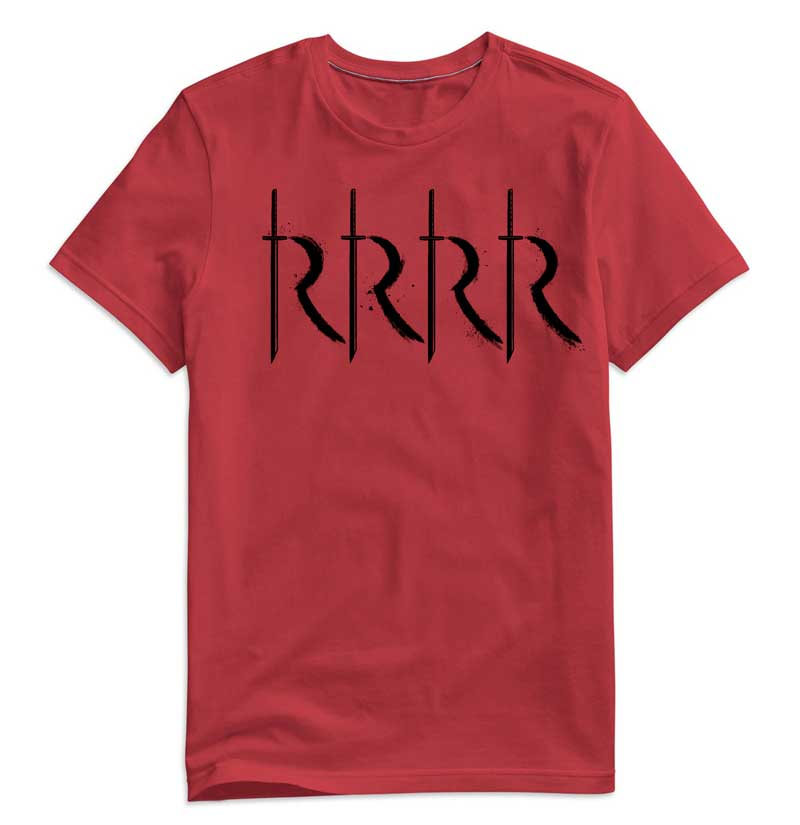RRRR Tees are in stock now - Cool Beans!