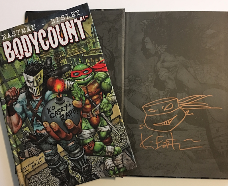 Bodycount with remarque - only a few left