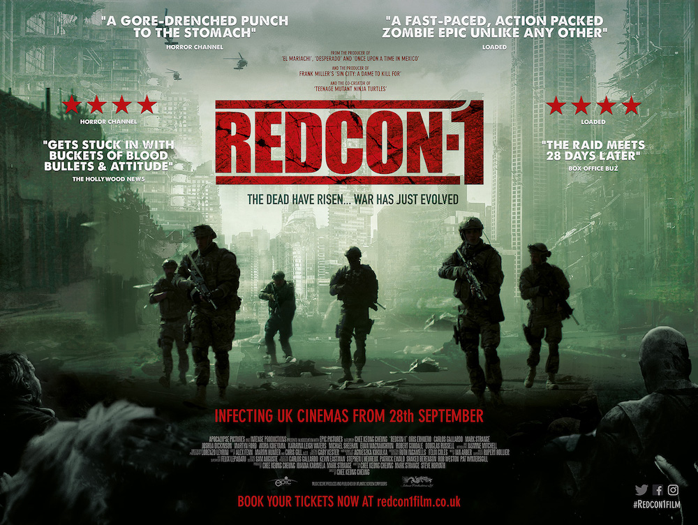 REDCON-1 Set for Release