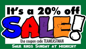 20% off Weekend Sale!!!