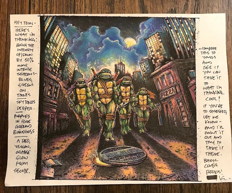 Waxwork - 11 Original Works of Art