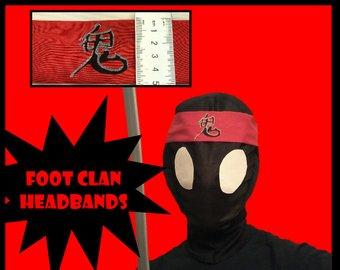 The Foot Clan Headband You Need!