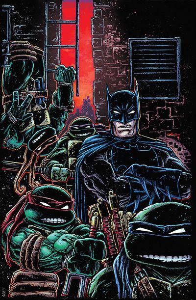 Batman TMNT III (1 of 6)