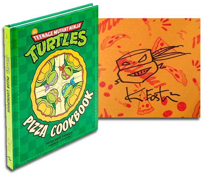 The TMNT Cookbook
