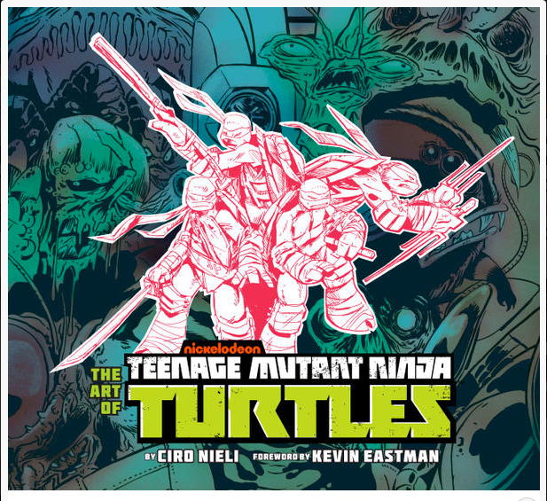 Art of The Teenage Mutant Ninja Turtles