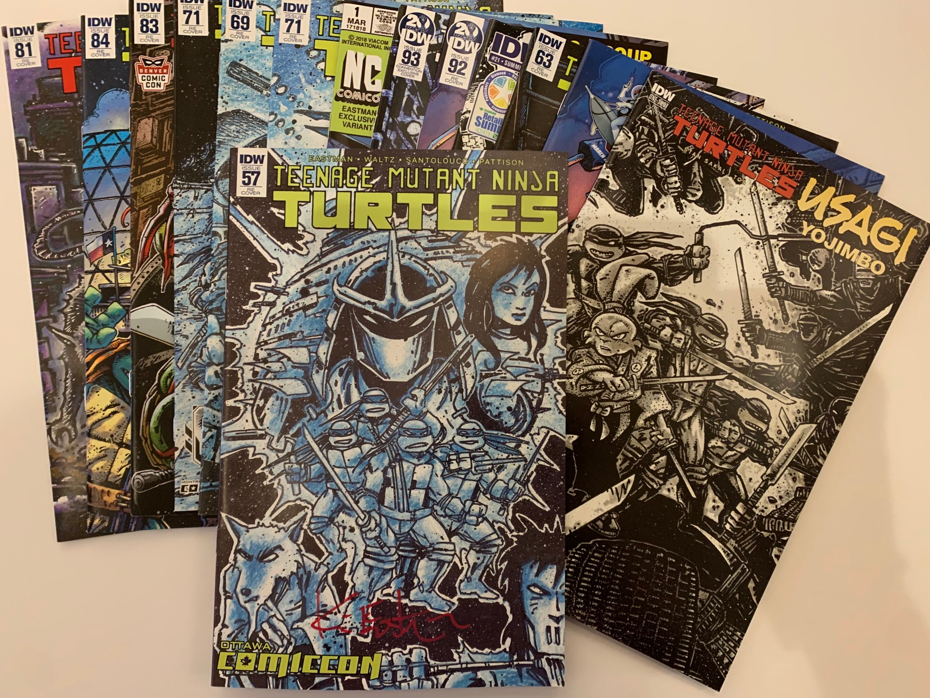 New Collected Volumes added to Store