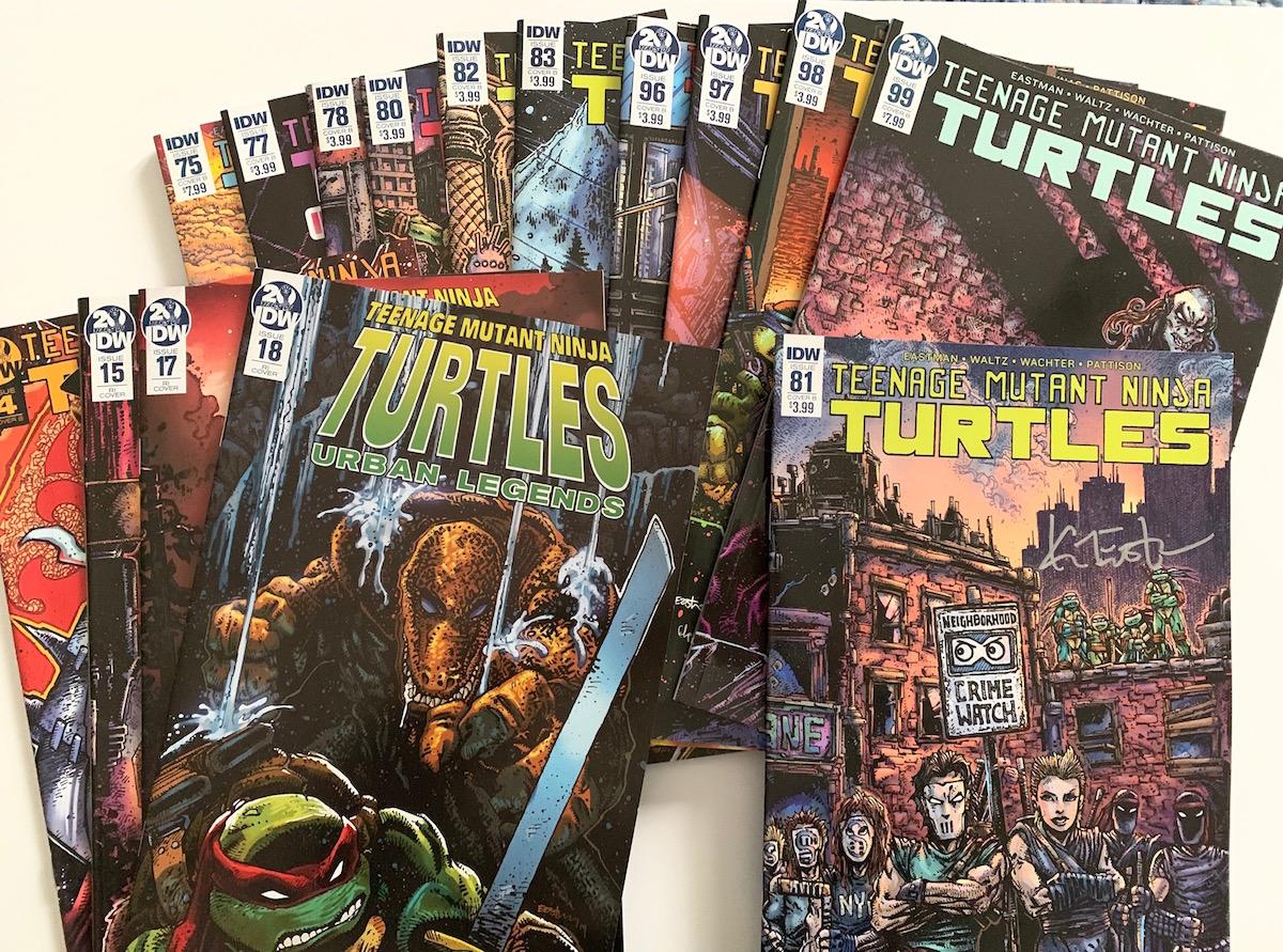 New Archie Comics & Mirage CowaBundles PLUS more