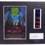 Signed Movie Strip Collages Back in Stock