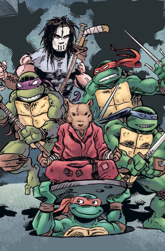 New TMNT 100 Variants in Stock