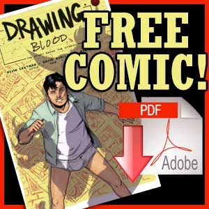 FREE Digital Download AND Drawing Blood Trade is Here