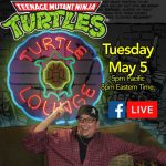 May 5 - LIVE from the Turtle Lounge