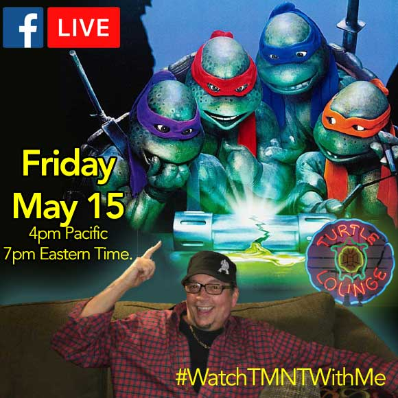 Watch TMNT With Me 2 - Secret of the Ooze