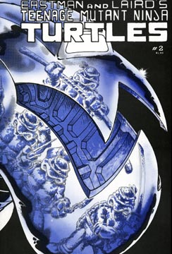 Mirage Studios Book 2 Cover
