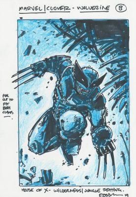 Marvel_Clover Wolverine B