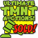 New TMNT Auctions #TMNTAuctions