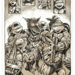 Teenage Mutant Ninja Turtle Auction Spotlights 36 years of 'Turtle Power'