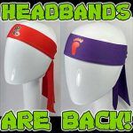 Classic Foot Clan Headbands