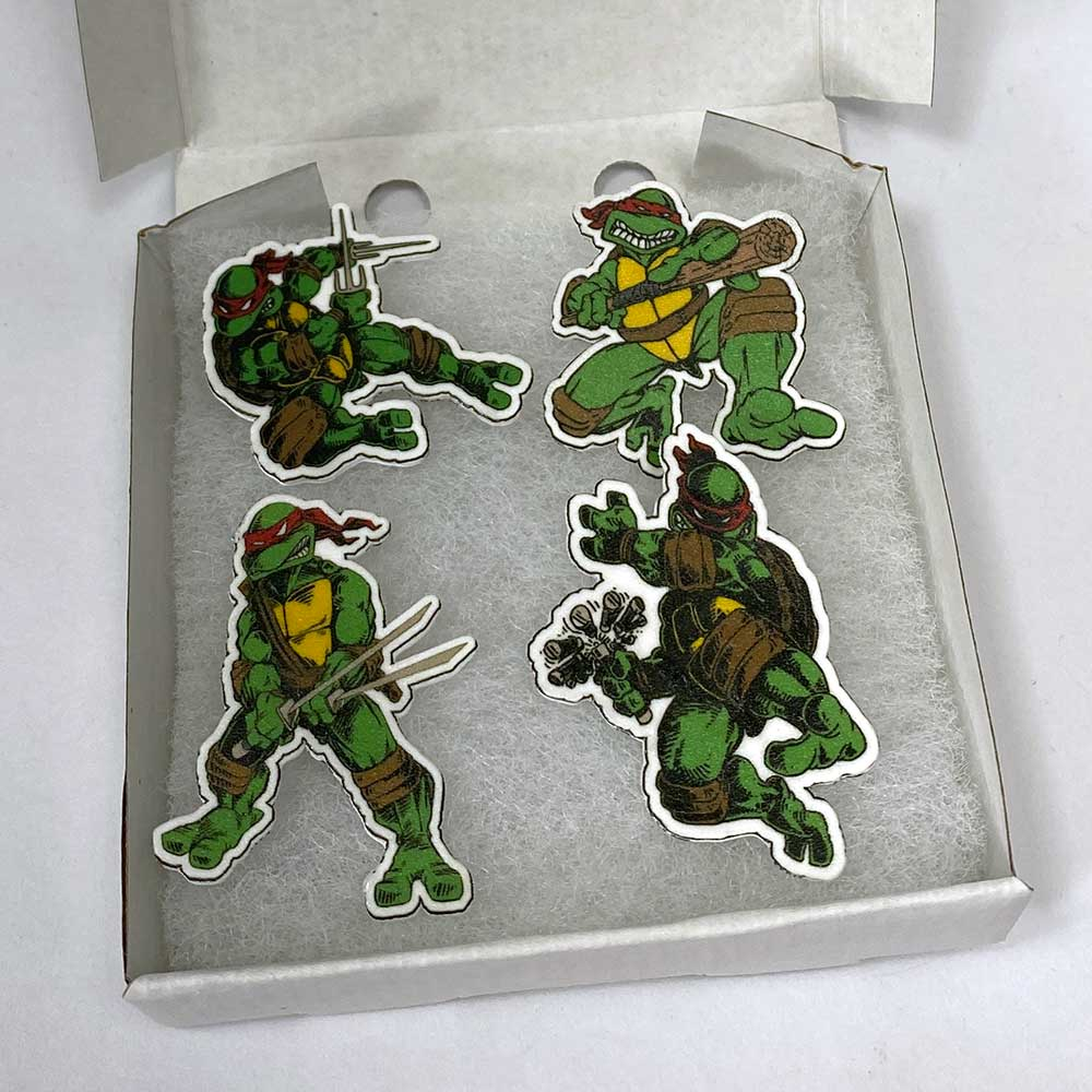 Awesome New Pin Sets