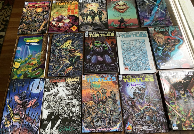 TMNT Day Specials - May 5