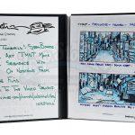 Upcoming Prop Store Auction includes My ORIGINAL ART Storyboards