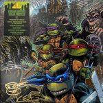 Teenage Mutant Ninja Turtles Part II: The Secret of the Ooze - SIGNED LP