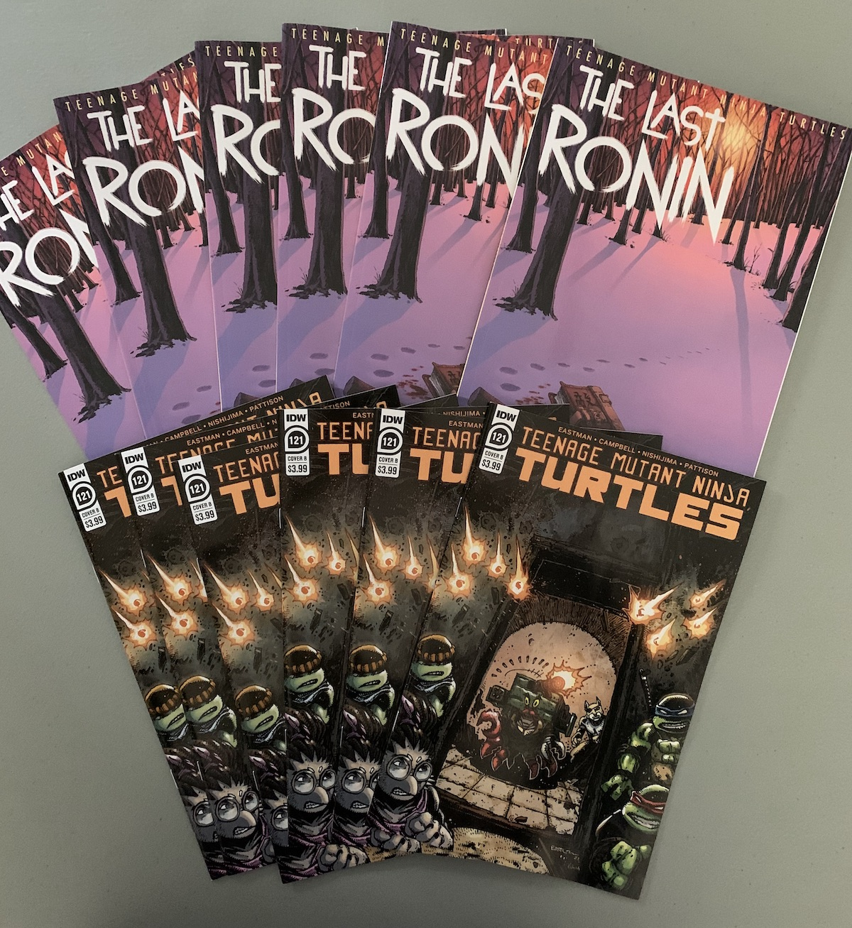 New Comic Book Day and Fan Club Giveaways